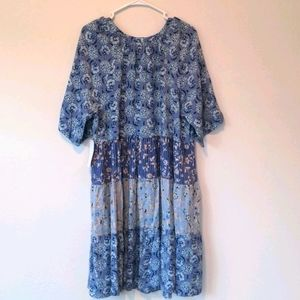Floral Tunic Dress From Woman Within